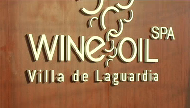 Wine oil spa villa de laguardia balnearios en el pa s for Oficina de turismo laguardia